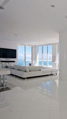 en paz piso blanco Penthouse