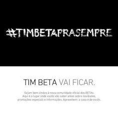 SOMOS TODOS#TIMBETA ME SIGA, SIGO TODOS DE VOLTA E REPINS, VAMOS NOS AJUDAR A VIRAR TIM BETA LAB