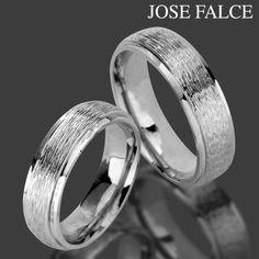 Anillos,matrimonio oro blanco