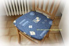 ๑۞๑(¯`I MIEI HOBBY´¯)๑۞๑: CUCITO CREATIVO: i cuscini per le sedie della cucina