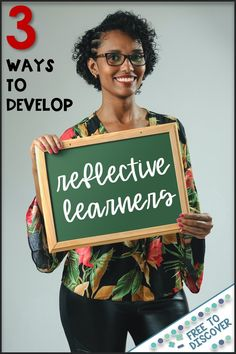 This blog post is ideal for secondary math teachers.  Put these THREE new tools in your teacher toolbox to develop your math students into reflective learners.  This post will leave you with 3 proven, effective strategies that you can begin to implement right away in your middle school or high school math classroom.  Get ready for back to school with these new ideas!