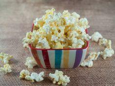Onion-Garlic Popcorn Recipe on Yummly. @yummly #recipe
