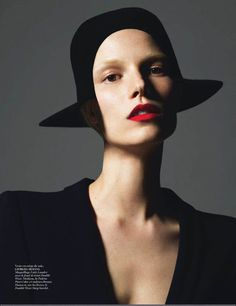 Katse Horisontissa: Suvi Koponen Vogue Paris March 2013