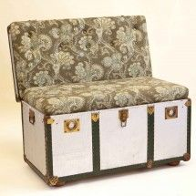 The Trunk Chair - to go with the Suitcase Chair