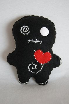 The VooDoo That You Do by OoCuriousCreationsoO on Etsy, $15.00