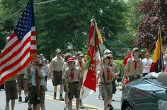 If Not Even The Boy Scouts Can Celebrate Boys, They're In Serious Trouble