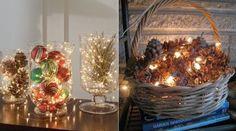Die Feiertage sind schon wieder vorbei und der Weihnachtsbaum ist aus dem Haus. Aber doch scheint nun die Wohnung ohne den schönen Baum weniger gemütlich zu sein als vorher. Glücklicherweise gibt es aber genug Mittel, das Haus dennoch gemütlich zu gestalten……schau dir schnell diese 8 hübschen Ideen an!