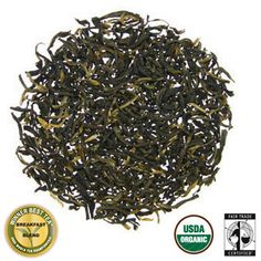 Rishi Chinese Breakfast tea - the coffee of teas #tea
