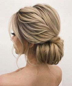 Easy and Fabulous Wedding Updo Hairstyles to Get An Elegant Look