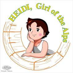 little heidi http://heidicartoon.blogspot.in
