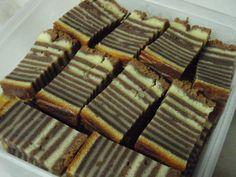 Layer Cake/Kek Lapis reciple
