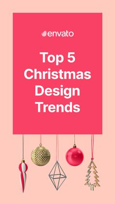 Spread the Christmas cheer and level up your design projects with unique and innovative design. 'Tis the season to be creative after all. Head to the blog to get on your way.