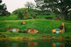 """""""New Zealand is at the top of my travel bucket list, because I'm a big nerd and want to see where """"The Lord of the Rings"""" movies were filmed. My must-see places would include the Hobbiton movie set in Matamata, and Mount Sunday, the breathtaking setting for the city of Edoras."""" – Shannon Petrie, Managing Editor"""