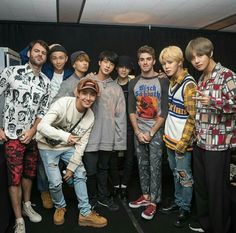 Bts × the chainsmokers