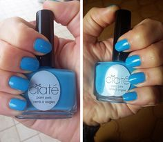 Smalto Ciaté Holiday Blues (azzurro)