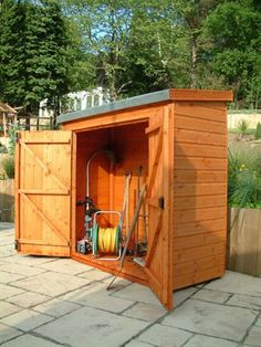small garden sheds google search