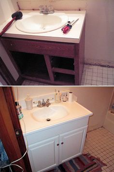 How to Remodel Your Bathroom on a Budget: 8 steps (with pictures)
