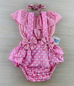 Baby Dress Patterns, Baby Clothes Patterns, Cute Baby Clothes, Newborn Girl Outfits, Kids Outfits, Baby Dress Design, Kids Frocks, Baby Body, Cool Baby Stuff