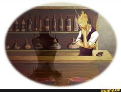 """Grillby: """"I remember...someone used to come here alot...but I have forgotten their name. How could I have forgotten their name?"""""""