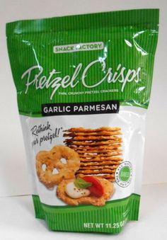 Snack-Factory-Pretzel-Crisps-Garlic-Parmesan-11-25-oz-cracker-snack-thin-chips #BigBoyTumbleweed