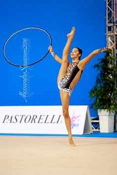 Alexandra Ana Maria Agiurgiuculese (Italy), World Cup (Pesaro) 2016