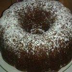 Fresh Apple Spice Cake