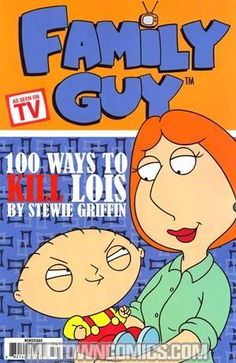 Freakin' sweet! We just added some #FamilyGuy back issues!