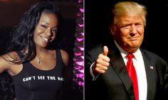 Azealia Banks endorses Donald Trump