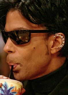prince rogers nelson... I want that ear cuff & him :-)
