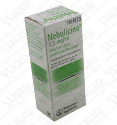 NEBULICINA 0.5 MG/ML NEBULIZADOR NASAL 10 ML