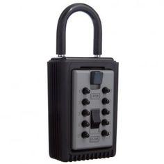 KIDDE 1012 Lock Box,Padlock,3 Keys