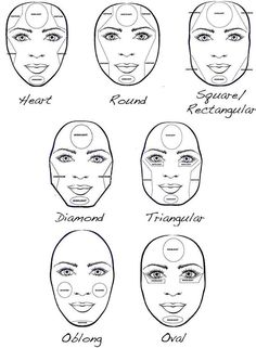 5 Tutorials to Teach you How to Make your Face Look Thinner   Tips & Tricks On How To Contour Face By Makeup Tutorials http://makeuptutorials.com/5-tutorials-teach-make-face-look-thinner/