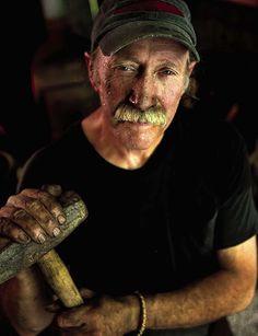 Meet Don Weber: Woodworker, Renaissance man and bodger extraordinaire.