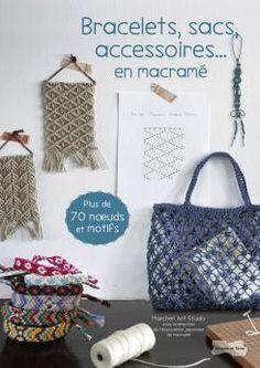 tuto filet provision en macram miniature 1 12 tissage et macram pinterest sacs. Black Bedroom Furniture Sets. Home Design Ideas