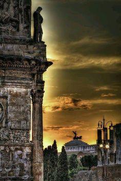 Rome , Italy.