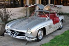 1955 Mercedes-Benz 300SL Coupe Gull Wing