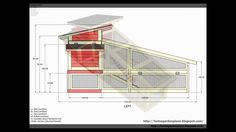 - Chicken Coop Plans Construction - Chicken Coop Design - How To Build A Chicken Coop It can comfortably hold 6 - 8 chickens . Chicken Coop Plans Free, Chicken Coop Designs, Building A Chicken Coop, Chicken Shelter, Poultry House, Horse Shelter, Free Chickens, Chicken Runs, Coops