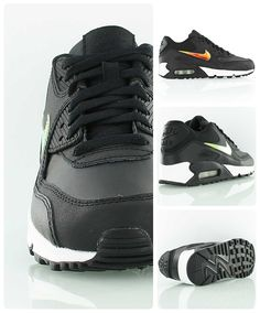 Nike Air Max 90 GS in kids and ladies sizes. Can't go wrong with this classic.