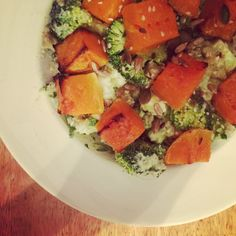 Superfood sunshine salad packed with vitamins and minerals