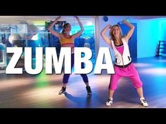 Fitness Master Class - Zumba avec Jessica Mellet 15 min in French but easy to follow along