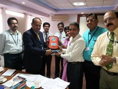 Training Committee Meeting conducted by HR Deptt. was held on 20.03.2015,in which Shri. L.N.Sharma was Awarded for Best Hindi Trainer for 2014-15 by Shri. A.C.Rout, General Manager (Human Resources and General Administration) Visit https://www.sbbjonline.com/