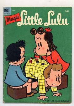 MARGE'S LITTLE LULU # 70 (1954)