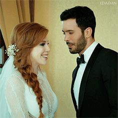 First Love , Marry Him Love Couple, Couple Goals, Big Love, First Love, Prince Charmant, The Best Series Ever, Casual Summer Outfits For Women, Elcin Sangu, Turkish Actors