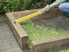 Making a Raised Garden Bed    http://www.hgtv.com/gardening/making-a-raised-garden-bed/index.html