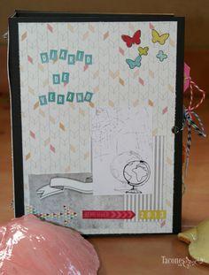 Las páginas de Mi Diario de Verano 2013 dedicadas al mes de Junio, a través del Blog TaconesConGracia. http://taconescongracia.blogspot.com.es/2013/08/diario-de-verano-junio.html