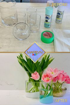 Tap for more easy DIYs that will give your decor a fresh update for Spring! Creative Crafts, Creative Ideas, Diy Ideas, Craft Ideas, Diy Crafts, Diy Decorating, Corsage, Home Decor Accessories, Gift Baskets