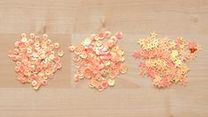 Color Theory Sequins Pack- Coral Bay  at @studio_calico