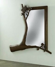 How to Hang a Mirror on the Wall or on a Door