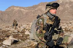 Foreign Legion in Afghanistan