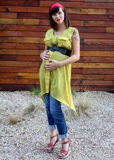 Maternity Fashion: 29 weeks